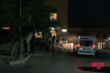В Баку автомобиль сбил мужчину