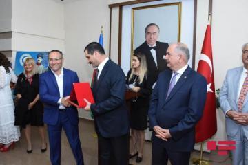"Turkish Ambassador: ""September 15 is holiday of great Turkic nation"""