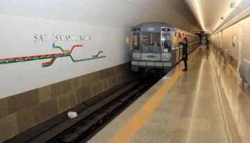 """Metronun """"Xətai"""" stansiyası əsaslı təmirdən sonra istifadəyə verilib"""