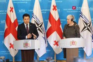 Archil Talakvadze: Georgia is strategically ready to join NATO