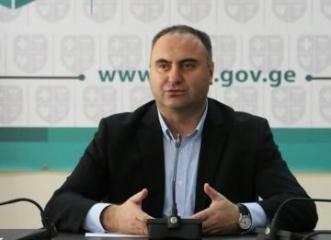 Georgian Deputy Minister resigns