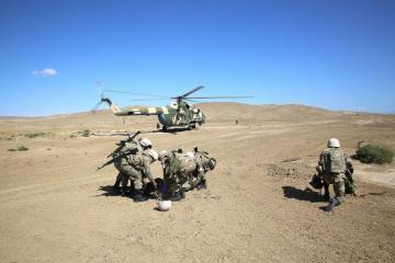 Bakıda NATO qiymətləndirilməsi təlimi keçirilib