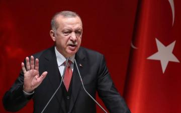"Erdogan: ""All means to be used to arrest perpetrators terror"""