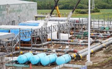 Iran says ready to transit natural gas to Europe