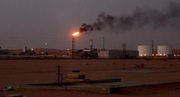 Explosion, gunfire reported in Eastern Saudi Arabia Aramco facility