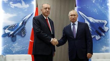 Эрдоган назвал подход России в вопросе поставок С-400 искренним