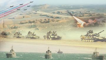Azərbaycan Ordusu genişmiqyaslı təlimlərə başlayıb - [color=red]VİDEO[/color]