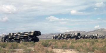 Azərbaycan Ordusunun təlimlərində döyüş fəaliyyəti təşkil olunur