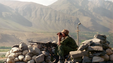 Deadly clashes on Tajik-Kyrgyz border leave one dead