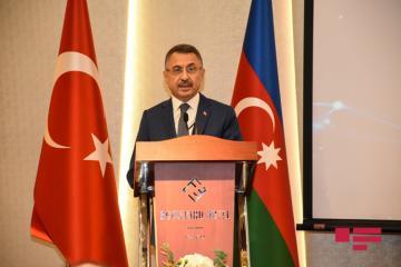 Фуат Октай: Азербайджан стал образцовой страной в регионе