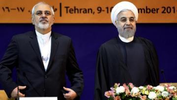 Хасан Рухани и Джавад Зариф совершат визит в США