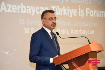 "Turkish Vice-President: ""International community shouldn't be indifferent to Pashinyan's statement"""