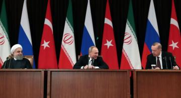 Putin, Erdogan and Rouhani hold press conference after Ankara Summit