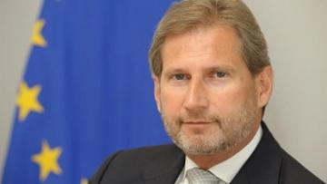 European Commissioner Johannes Hahn visits Georgia today