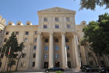 Azerbaijani MFA congratulates Mexico on Independence Day
