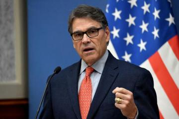 US Energy Secretary: US confident oil market to respond positively to attack on Saudi plants