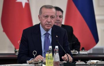 "Recep Tayyip Erdogan: ""Turkey-Russia-Iran summit on Syria was productive"""