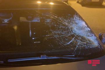"""Bakıda """"Volkswagen""""in vurduğu piyada ölüb - [color=red]FOTO[/color] - [color=red]VİDEO[/color] - [color=red]YENİLƏNİB[/color]"""