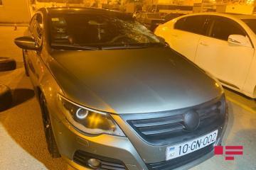 В Баку Volkswagen сбил насмерть девушку - [color=red]ФОТО[/color] - [color=red]ВИДЕО[/color] - [color=red]ОБНОВЛЕНО[/color]