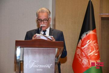"Afghan Ambassador: ""Azerbaijan hosts regional meetings to achieve lasting peace in our country"""