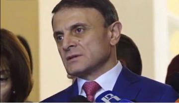 Начальник полиции Армении подал в отставку после тяжелого разговора с Пашиняном