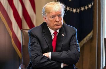 Трамп не захотел встречаться с Роухани