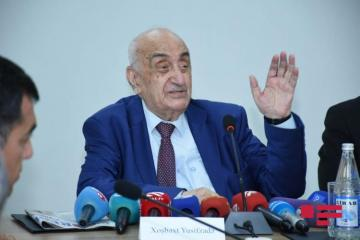 """Khoshbakht Yusifzadeh: """"554 mln tons of oil has been exported from Azerbaijan to date"""""""
