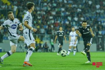"""""""Карабах"""" неудачно стартовал в групповой стадии Лиги Европы"""