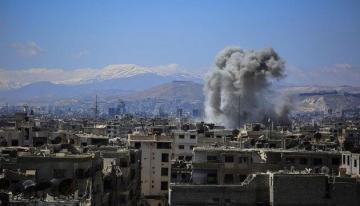 В Дамаске прогремели взрывы