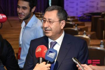 Халаф Халафов: «Начата работа по принятию мер доверия в Каспийском регионе»