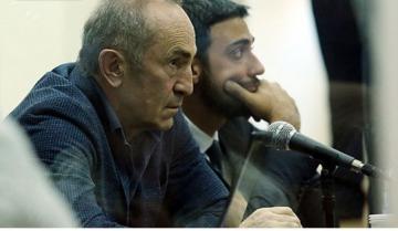 Court denies the bail for Armenia's former president Robert Kocharyan