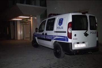 В Баку автомобиль сбил пьяного пешехода