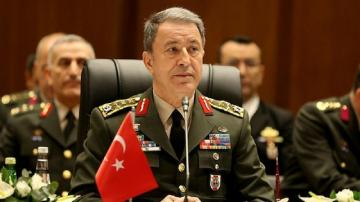 Turkish Defence Minister: Efforts with US on safe zone to end if delay happens