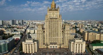 "Russian Foreign Ministry: The new sanctions against the Iranian national bank are ""illegitimate"""