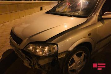 В Баку столкнулись два Opel, ранен водитель   - [color=red]ФОТО[/color] - [color=red]ВИДЕО[/color]