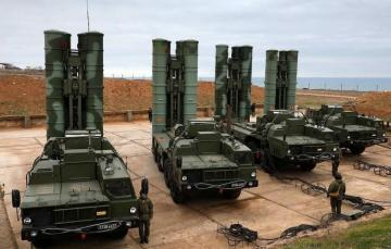 First Russian S-400 missile systems to be deployed in Turkey in December, says top brass