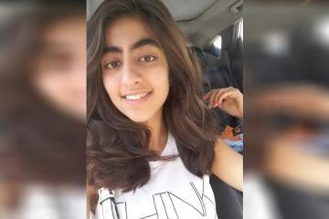 Вторая дочь Фуада Гахраманлы продемонстрировала поддержку сестре