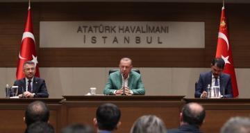 Президент Турции допустил покупку Patriot у США