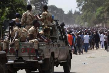 В Эфиопии задержаны готовившие серию атак террористы