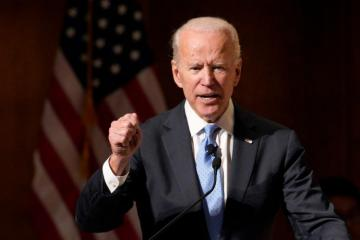 Biden urges investigation into Trump Ukraine call