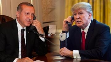 Turkish and US presidents hold phone talks