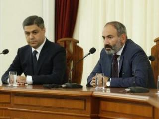 Conflict between Armenian PM and ex-chief of National Security Service deepening
