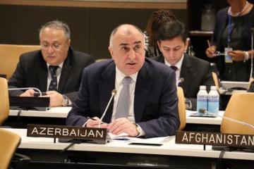 В Нью-Йорке состоялось заседание Контактной группы ОИС по карабахскому урегулированию