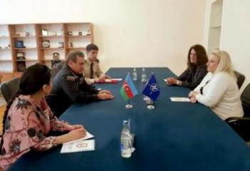 Baku hosts training with the participation of NATO experts