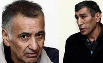 ICRC representatives visit Azerbaijani hostages Dilgam Asgarov and Shahbaz Guliyev