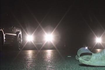 В Баку автомобиль сбил девочку