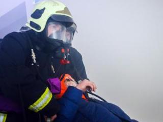 В Южной Корее сгорел дом престарелых: двое погибли, почти 50 раненых