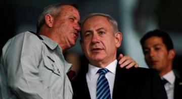 'Significant progress' reported after 2 hours of Netanyahu-Gantz talks