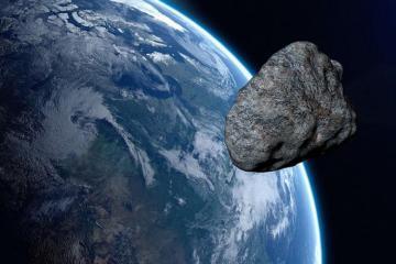 К Земле приблизится астероид размером с три пирамиды Хеопса