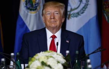 Минюст США не нашел нарушений в беседе Трампа и Зеленского